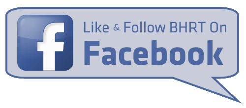 Like and follow BHRT on Facebook